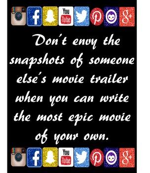Close Read - Social Media Envy