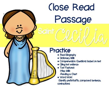 Close Read: St. Cecilia