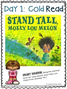 Close Read: Stand Tall, Molly Lou Melon