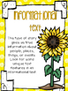 Close Read: Sunflower Life Cycle