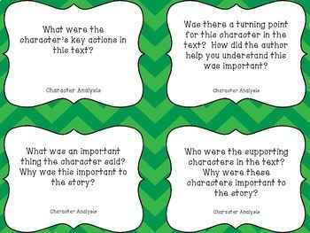Text Dependent Questions for ANY Book! | Close Reading Questions