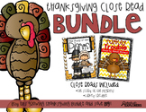 Close Read: Thanksgiving BUNDLE