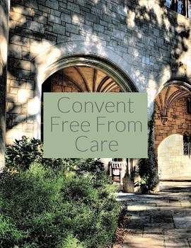 Close Read: The Convent Free From Care (Folktale)