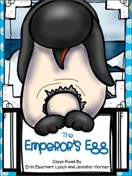 Close Read: The Emperor's Egg