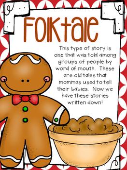 Close Read: The Gingerbread Boy