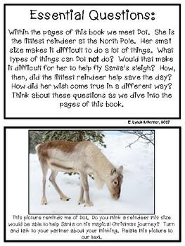 Close Read: The Littlest Reindeer