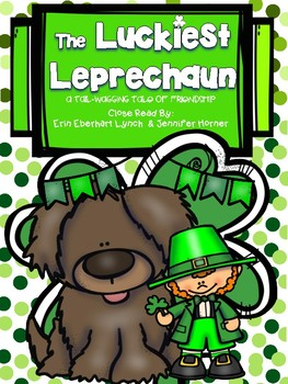 Close Read: The Luckiest Leprechaun