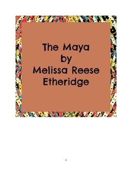 Close Read: The Maya
