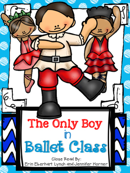 Close Read: The Only Boy in Ballet Class