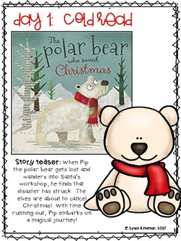 The Bears Who Saved Christmas.Close Read The Polar Bear Who Saved Christmas