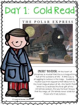 Close Read: The Polar Express