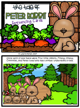 Close Read: The Tale of Peter Rabbit