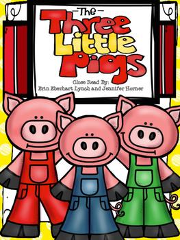 Close Read: The Three Pigs