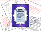 Close Read: Tornado  (Common Core Reading and Language Standards)