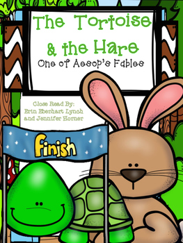 Close Read: Tortise and the Hare