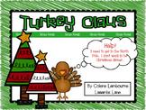 Close Read - Turkey Claus