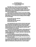"""Close Read of """"Walk Two Moons""""- excerpt with text dependent questions"""