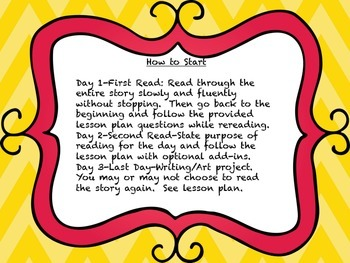 Close Read on The Dot by Peter Reynolds