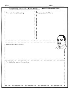 Jan. 4th- Close Read Comprehension Passages with Questions CC Aligned