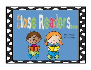 Close Readers Posters
