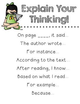 Close Reading - Providing Text Evidence