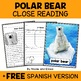 Arctic Animal Close Reading Passages Bundle
