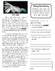 Close Reading 3rd, 4th, 5th Grade Non Fiction Passages: Unusual Ocean Creatures