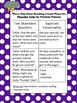 Close Reading Activities for Thunder Cake by Patricia Polacco