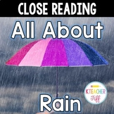 Close Reading: All About Rain