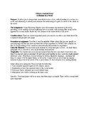 Close Reading Analysis Essay: Wuthering Heights