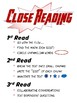 Close Reading & Annotating Text