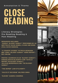 Close Reading: Annotation & Theme