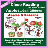 Close Reading: Apples by Gail Gibbons