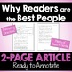 """Close Reading Article: """"Why Readers are, Scientifically, Better People."""""""