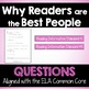 "Close Reading Article: ""Why Readers are, Scientifically, B"