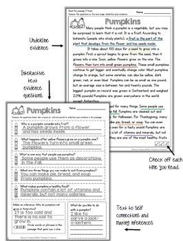 Reading Comprehension BIG Bundle Levels K-5