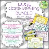 Close Reading BUNDLE-Huge Bundle with 7 Different Techniques