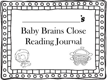 Close Reading Baby Brains