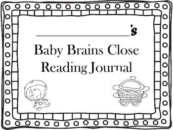 Close Reading Baby Brains