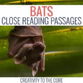 Close Reading: Bats