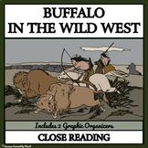 Close Reading - Buffalo in the 1800s
