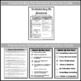Reading Comprehension Passages and Questions - Includes Spring Close Reading