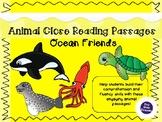 Close Reading Bundle; Ocean Friends
