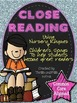 Close Reading Bundle Pack (Nursery Rhymes, Owl at Home & F