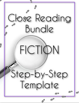 Close Reading Bundle FICTION