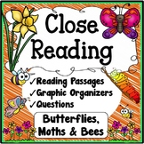 Close Reading Passages