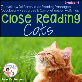 Close Reading Cats