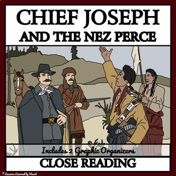 Close Reading - Chief Joseph and the Nez Perce