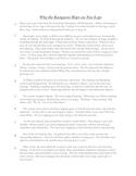 Close Reading Common Core 5th / 6th Grade ELA prep