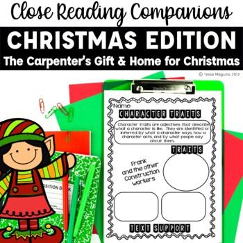 Close Reading Companion: Christmas Edition
